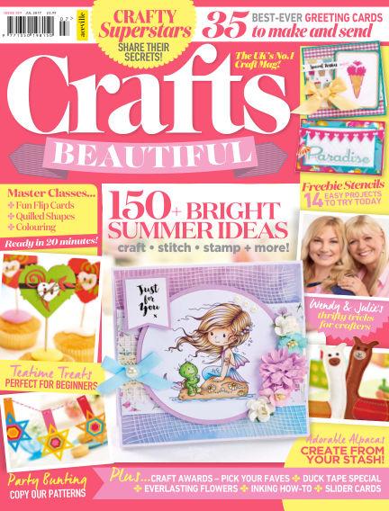 Crafts Beautiful May 26, 2017 00:00