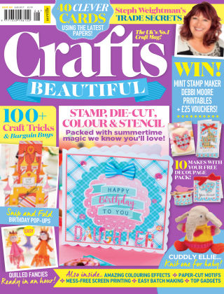 Crafts Beautiful August 2017