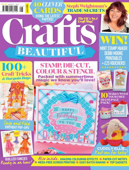 Crafts Beautiful June 23, 2017 00:00