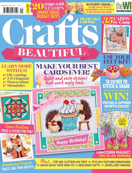 Crafts Beautiful July 21, 2017 00:00