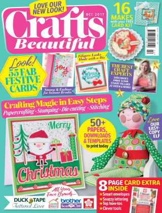 Crafts Beautiful October 2017