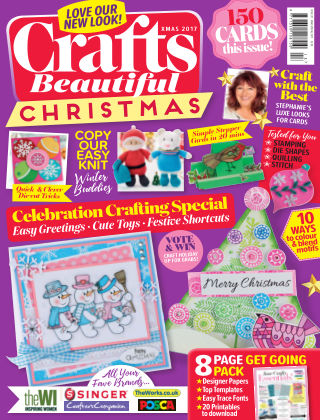 Crafts Beautiful Xmas Special 2017