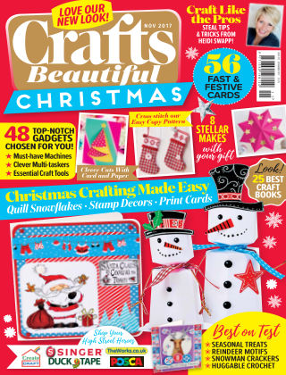 Crafts Beautiful November 2017