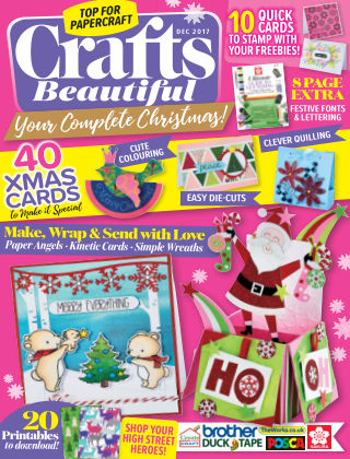 Crafts Beautiful December 2017