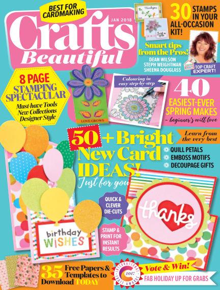 Crafts Beautiful December 07, 2017 00:00