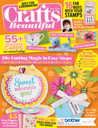 Crafts Beautiful March 2018