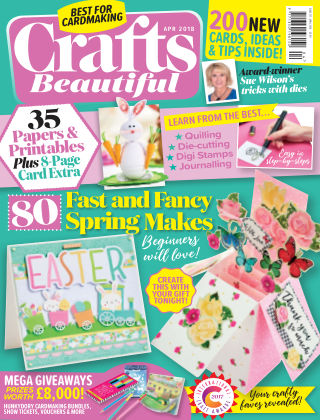 Crafts Beautiful April 2018