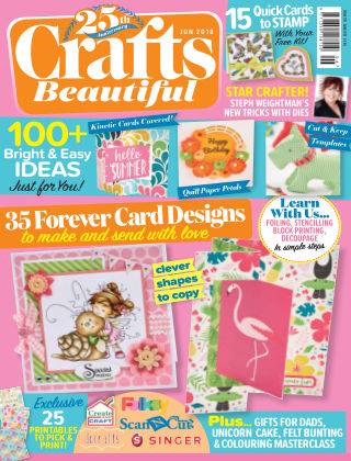 Crafts Beautiful June 2018