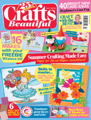 Crafts Beautiful Jul 2018