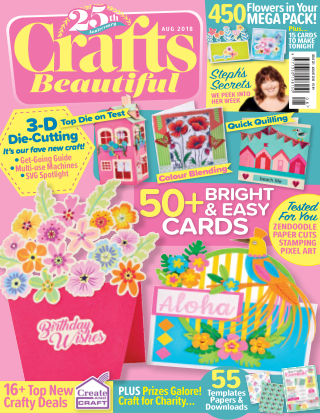 Crafts Beautiful Aug 2018