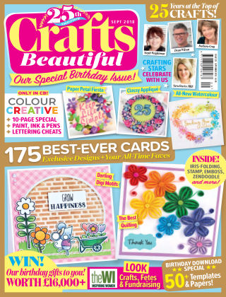 Crafts Beautiful Sep 2018