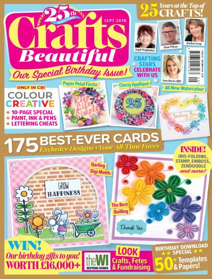Crafts Beautiful July 19, 2018 00:00