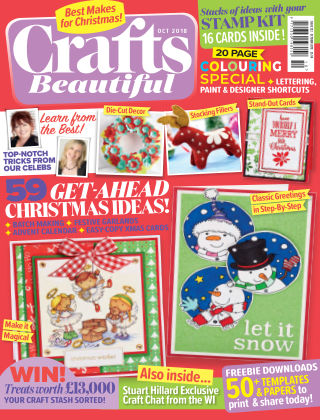 Crafts Beautiful Oct 2018