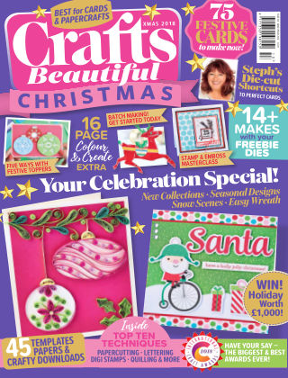 Crafts Beautiful Issue324