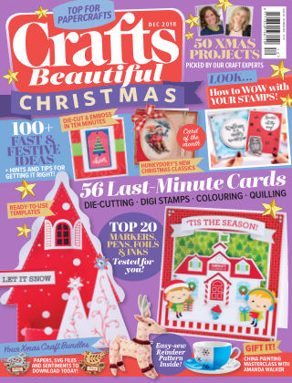 Crafts Beautiful December2018