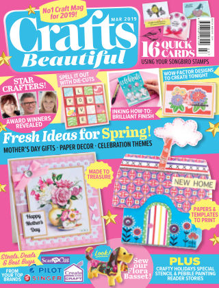 Crafts Beautiful Mar 2019