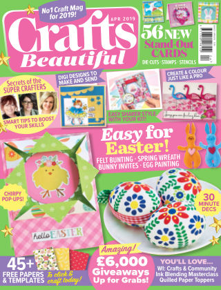Crafts Beautiful Apr 2019