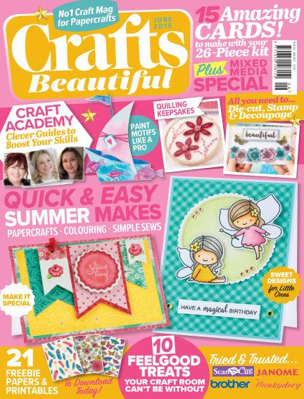 Crafts Beautiful May 23, 2019 00:00