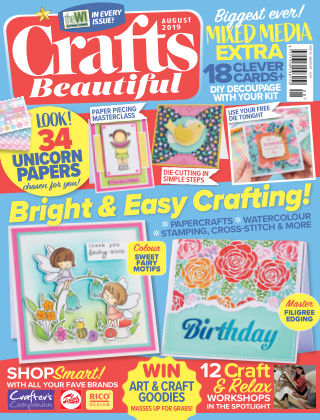 Crafts Beautiful AUGUST2019