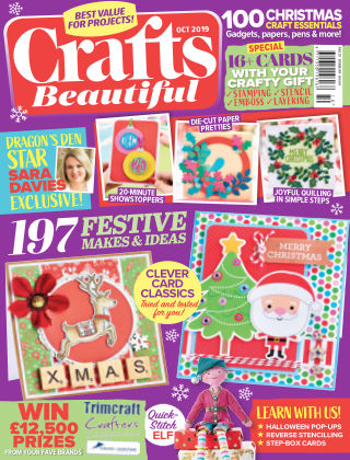 Crafts Beautiful OCTOBER 2019