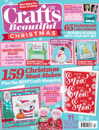 Crafts Beautiful Xmas 2019