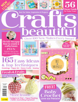 Crafts Beautiful APRIL2020