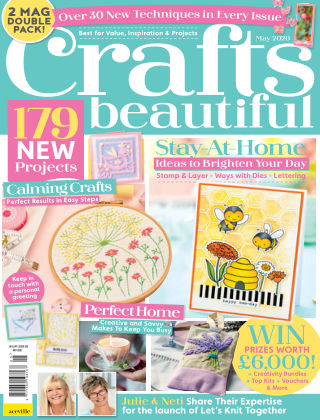 Crafts Beautiful MAY20