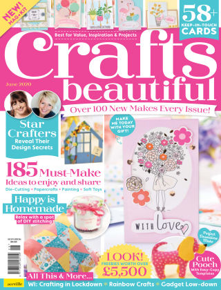 Crafts Beautiful JUNE2020