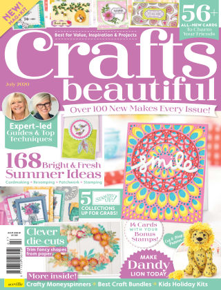 Crafts Beautiful July 2020