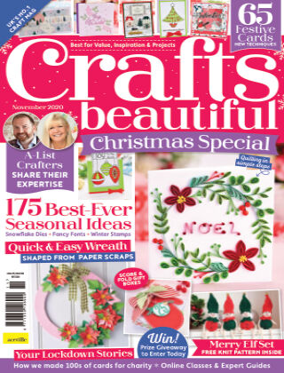 Crafts Beautiful November2020