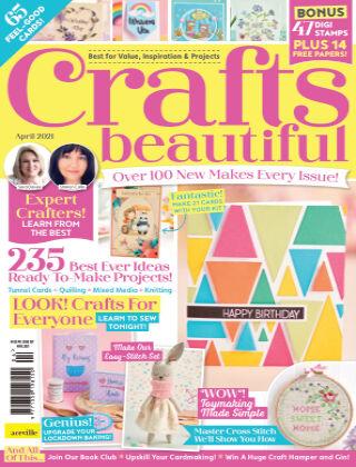 Crafts Beautiful April21