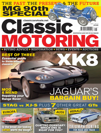 Classic Motoring April 04, 2014 00:00
