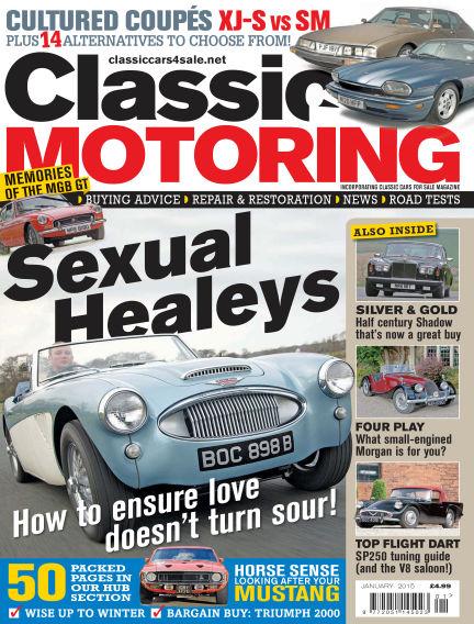 Classic Motoring December 05, 2014 00:00