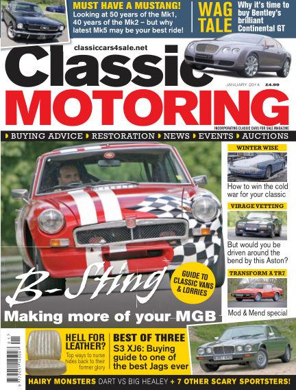 Classic Motoring December 06, 2013 00:00