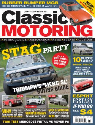 Classic Motoring February 2014
