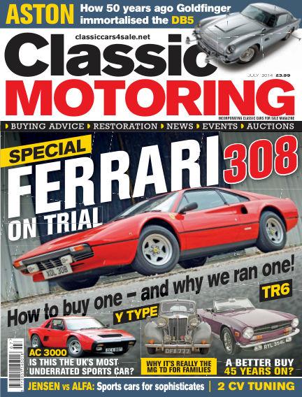 Classic Motoring June 06, 2014 00:00