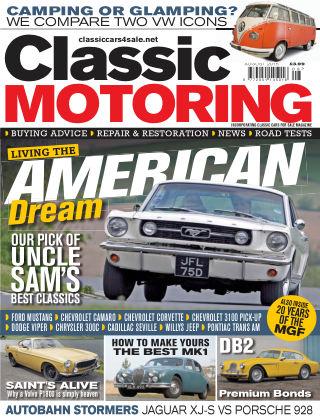 Classic Motoring August 2015