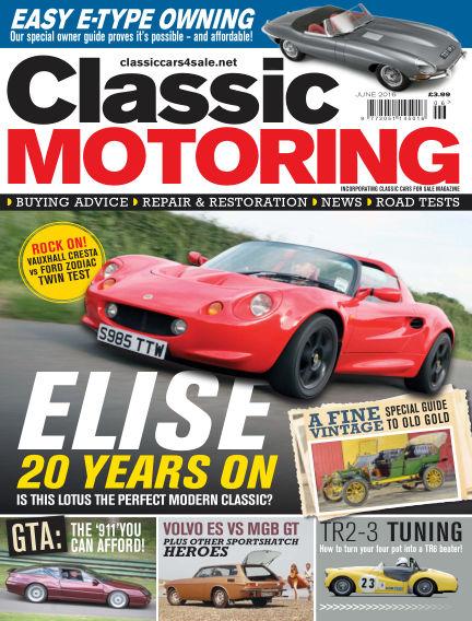 Classic Motoring May 06, 2016 00:00