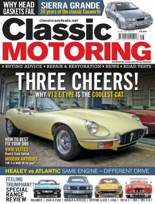 Classic Motoring August 2016