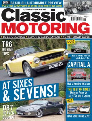 Classic Motoring September 2016