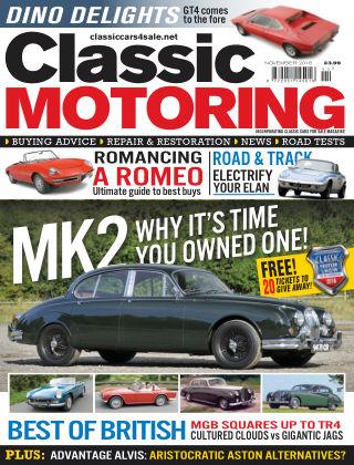 Classic Motoring November 2016