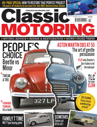Classic Motoring March 2017