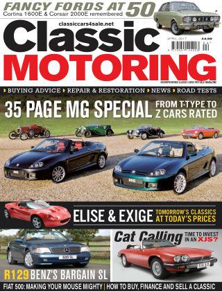 Classic Motoring April 2017