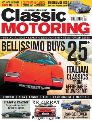 Classic Motoring May 2017
