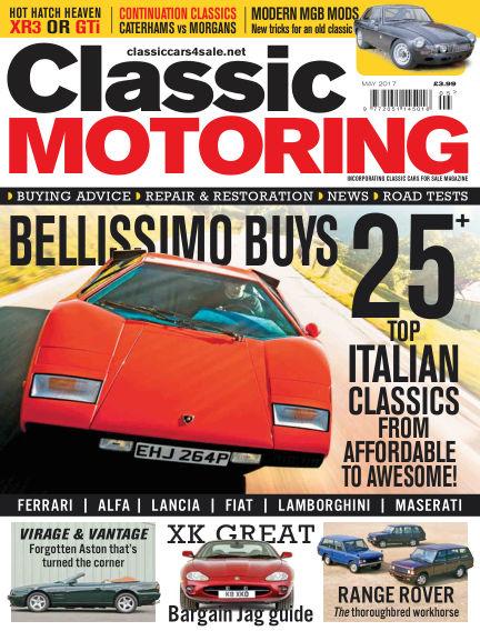 Classic Motoring April 07, 2017 00:00
