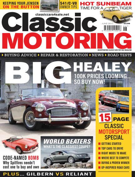 Classic Motoring May 05, 2017 00:00
