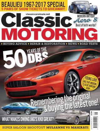 Classic Motoring September 2017