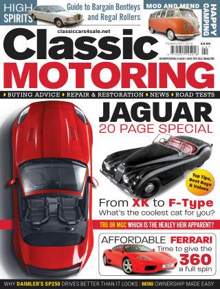 Classic Motoring Feburary 2018