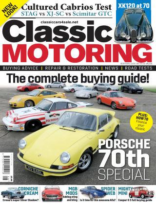Classic Motoring AUG 2018