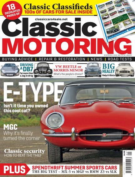 Classic Motoring August 03, 2018 00:00